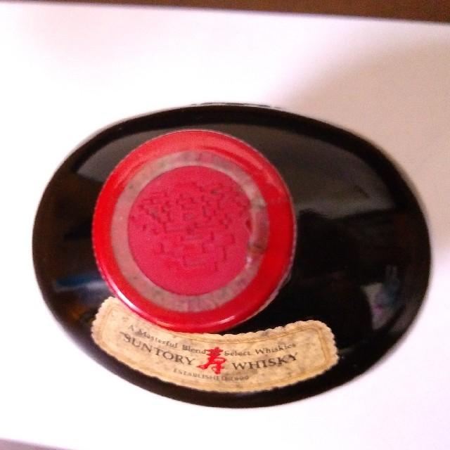サントリー(サントリー)の古酒 サントリーオールド mild & smooth だるま タヌキ 食品/飲料/酒の酒(ウイスキー)の商品写真