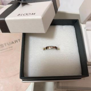 ブルーム(BLOOM)の指輪、ピンキーリング、リング さらに値下げ中!!(リング(指輪))