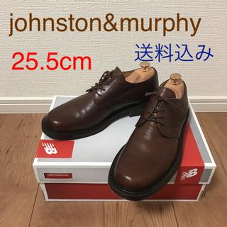 ジョンストン&マーフィー 革靴