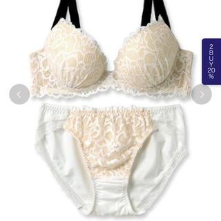 アンフィ(AMPHI)のfran de lingerie 下着セット(ブラ&ショーツセット)
