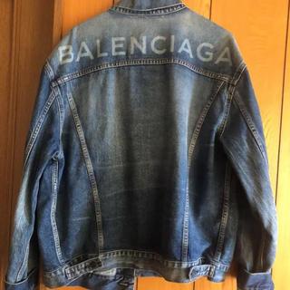 Balenciaga - BALENCIAGA ライクアマン デニムジャケット