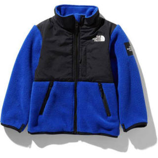 THE NORTH FACE - サイズ 130 THE NORTH FACE デナリジャケット カラー ブルー