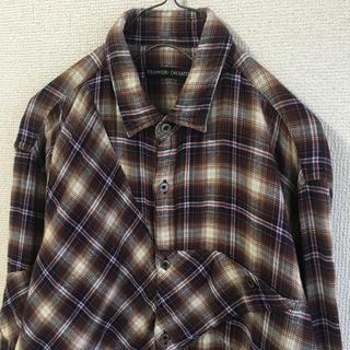 TSUMORI CHISATO - ツモリチサト TSUMORI CHISATO チェックシャツ