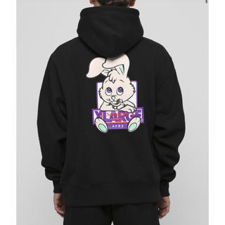 XLARGE - XLARGE FR2 QP Rabbits Hoodie