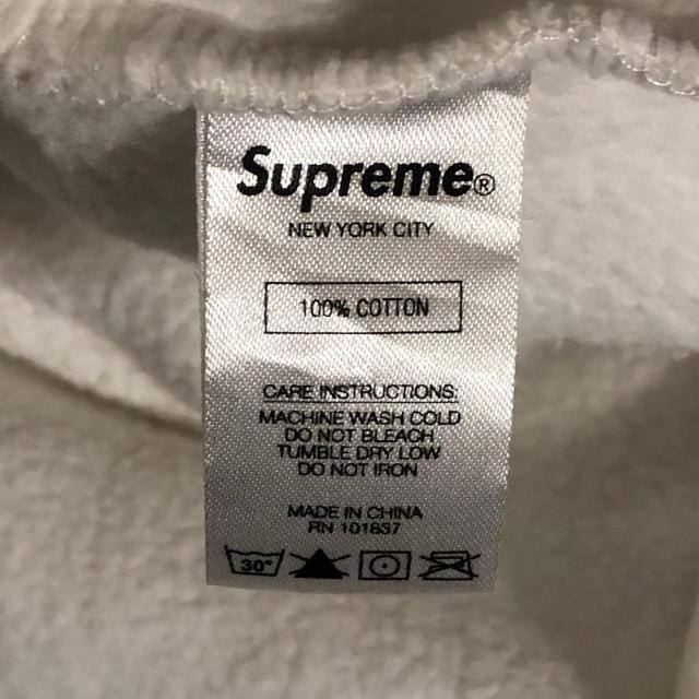 Supreme(シュプリーム)のsupreme 19AW Logo Hoodie シュプリーム パーカー メンズのトップス(パーカー)の商品写真