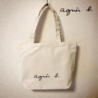 agnes b. - アニエスベー トートバッグ