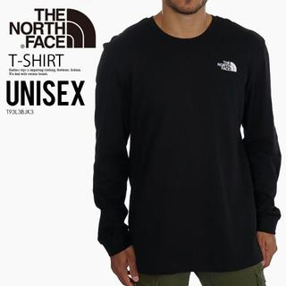 THE NORTH FACE - The north face L/S Simple Dome Tee USS