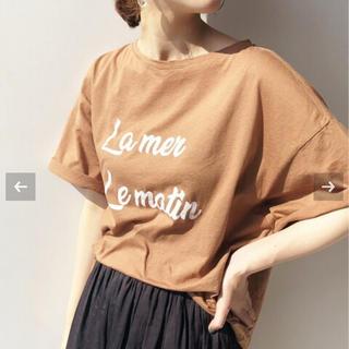 イエナ(IENA)のMER Tシャツ(Tシャツ/カットソー(半袖/袖なし))