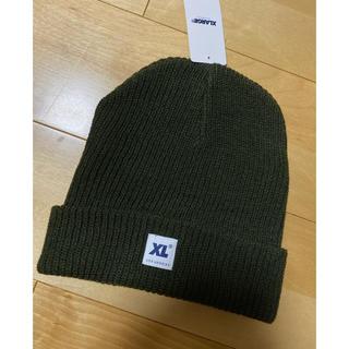 エクストララージ(XLARGE)のcarhartt カーハート ニット帽 X-LAGER(ニット帽/ビーニー)