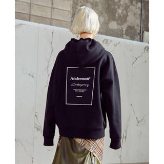 Anderson bell  SIGNATURE PATCH 定価 15766円(パーカー)