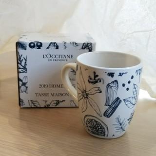 ロクシタン(L'OCCITANE)のロクシタン プロヴァンスマグカップ(グラス/カップ)
