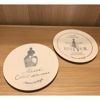 メゾンドリーファー(Maison de Reefur)の新品 【店舗限定♡完売】 2点 メゾンドリーファー 食器 小皿 取り皿 梨花(食器)