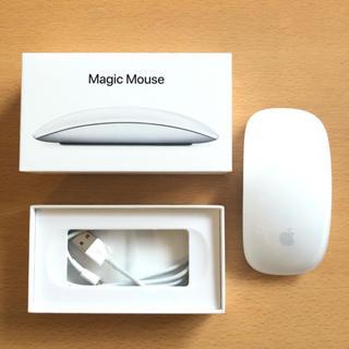 アップル(Apple)のApple Magic Mouse 2   アップル マジックマウス2(PC周辺機器)