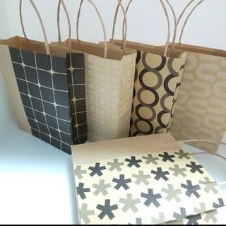 ハンドメイド 紙袋(カード/レター/ラッピング)