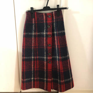 COCO DEAL - ココディール  チェックタイトスカート