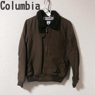 Columbia - Columbia コロンビア MA1ジャケット ほぼ未使用 アウター ボア