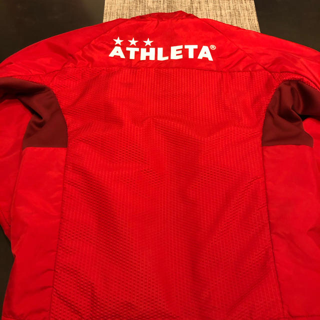 ATHLETA(アスレタ)のアスレタ150ジャンパー スポーツ/アウトドアのサッカー/フットサル(その他)の商品写真