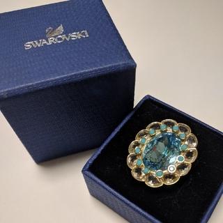SWAROVSKI - スワロフスキー swarovski SWAROVSKI リング 指輪