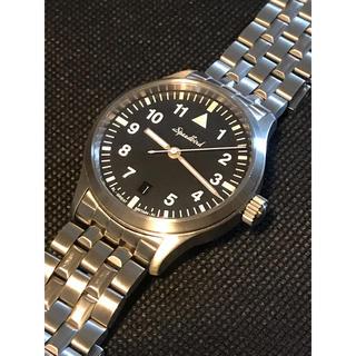 インターナショナルウォッチカンパニー(IWC)の腕時計 SPEEDBIRD Ⅲ  PRS-22 スピードバード3  機械式美品(腕時計(アナログ))
