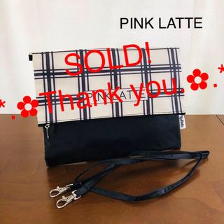 ピンクラテ(PINK-latte)のPINK LATTE    ショルダーバッグ(ショルダーバッグ)
