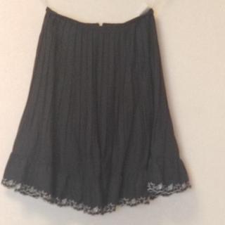 L'EST ROSE - フレアースカート