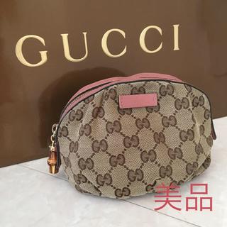 Gucci - GUCCI グッチ ポーチ