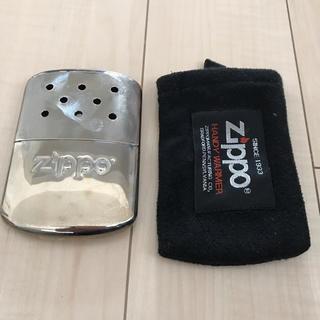 ジッポー(ZIPPO)のポケットサイズzippoジッポーハンディーウォーマーカイロオイル式(タバコグッズ)