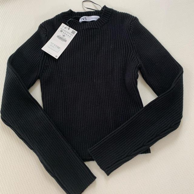 ZARA(ザラ)のザラ今期 レディースのトップス(ニット/セーター)の商品写真