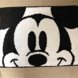 ミッキーマウス - ミッキー マット 新品