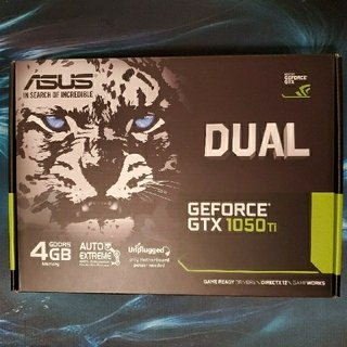 ASUS - ASUS GTX1050TI 4G