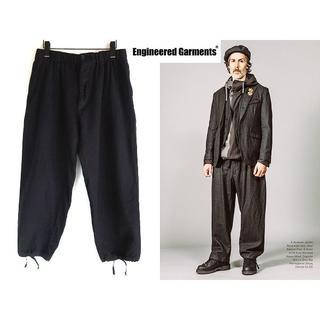 Engineered Garments - 定価52920円 エンジニアドガーメンツ 17AW ニューバルーンパンツ S