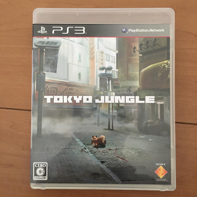 PlayStation3(プレイステーション3)のTOKYO JUNGLE(トーキョー ジャングル) PS3 動作確認済 エンタメ/ホビーのゲームソフト/ゲーム機本体(家庭用ゲームソフト)の商品写真