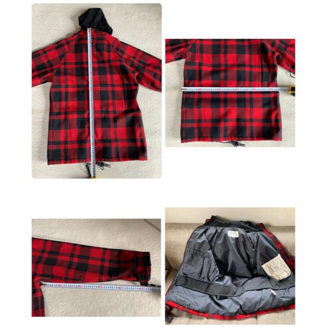 MOUNTAIN RESEARCH(マウンテンリサーチ)のマウンテンリサーチ フード付きジャケット メンズのジャケット/アウター(マウンテンパーカー)の商品写真