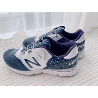 ニューバランス(New Balance)の ニューバランス ゴルフシューズ 23.5cm(シューズ)