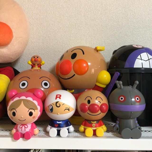 アンパンマン ガチャガチャ エンタメ/ホビーのおもちゃ/ぬいぐるみ(キャラクターグッズ)の商品写真