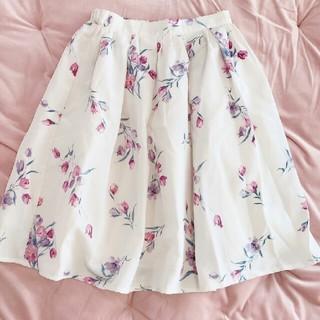 evelyn - アンミール 花柄 スカート
