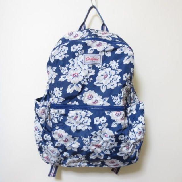 Cath Kidston(キャスキッドソン)のキャスキッドソン 折りたたみ リュック L406 レディースのバッグ(リュック/バックパック)の商品写真