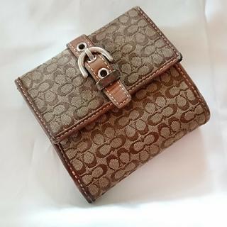 COACH - ❣️期間限定特別価格中❣️コーチ・折り財布❣️