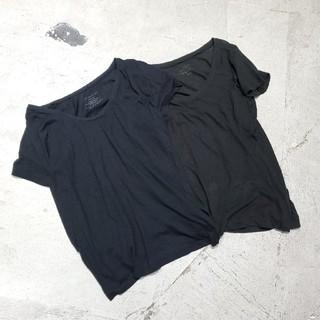 ドリスヴァンノッテン(DRIES VAN NOTEN)のDRIES VAN NOTEN ドリスヴァンノッテン Tシャツ 2枚セット M(Tシャツ(半袖/袖なし))