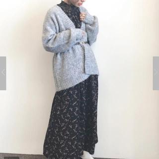 ニコアンド(niko and...)の花柄ロングワンピース☻(ロングワンピース/マキシワンピース)