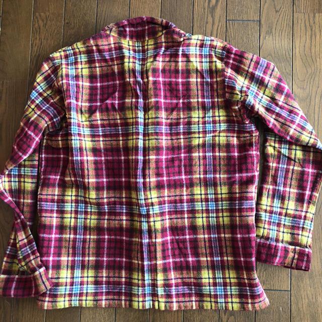 MOUNTAIN RESEARCH(マウンテンリサーチ)のマウンテンリサーチ ウールシャツ メンズのトップス(シャツ)の商品写真