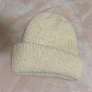 ユナイテッドアローズ(UNITED ARROWS)の新品未使用 ニット帽(ニット帽/ビーニー)