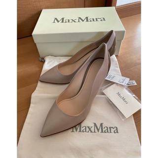 マックスマーラ(Max Mara)のほぼ新品 マックスマーラ MAX Mara ヒール ハイヒール 36(ハイヒール/パンプス)