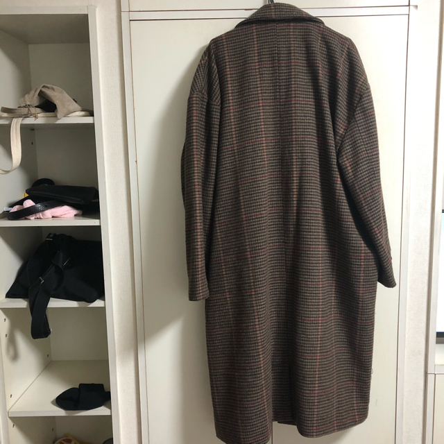 SUNSEA(サンシー)のけろっぴ様専用 メンズのジャケット/アウター(チェスターコート)の商品写真