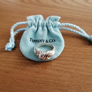 Tiffany & Co. - ティファニーシグネチャーリング