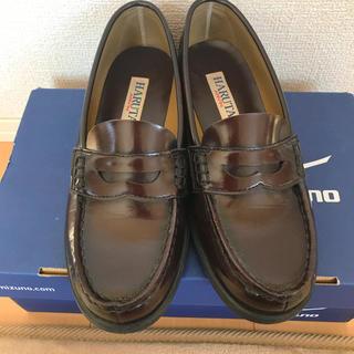 ハルタ(HARUTA)のハルタ HARUTA ローファー 23.5 3E(ローファー/革靴)