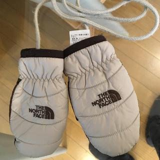 THE NORTH FACE - 美品 赤ちゃん 手袋 グローブ