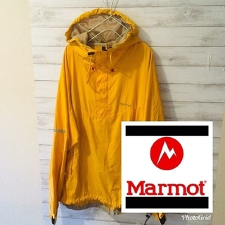 マーモット(MARMOT)の【良好】アノラックパーカー  Marmot マウンテンナイロンパーカー (マウンテンパーカー)