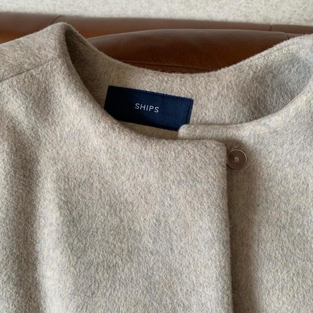 SHIPS(シップス)のSHIPS 38 レディースのジャケット/アウター(その他)の商品写真