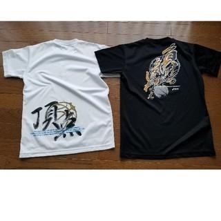 asics - ミニバスTシャツ2枚セット アシックス 黒&白